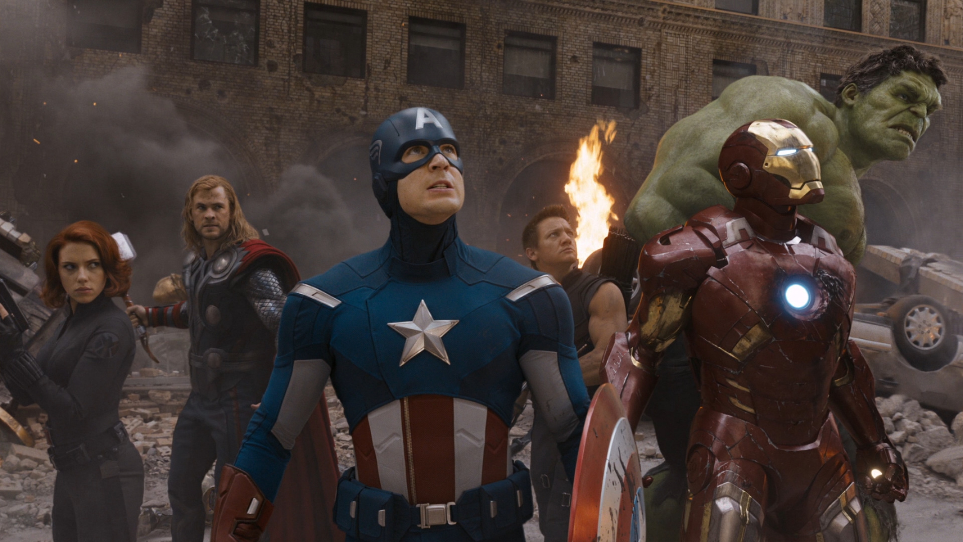 avengers 4 key members
