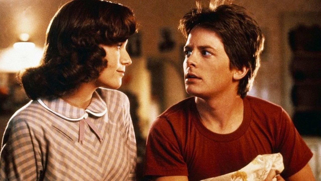 back to the future human story