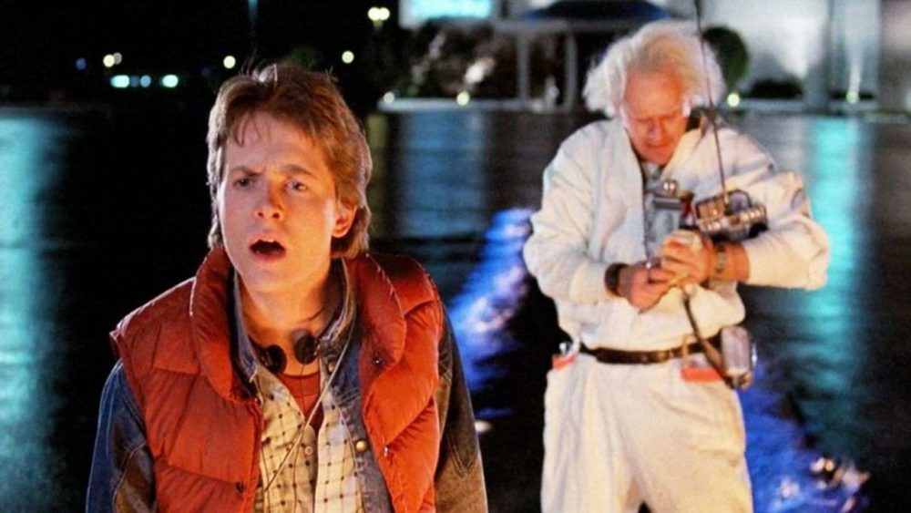 back to the future nothing is throwaway