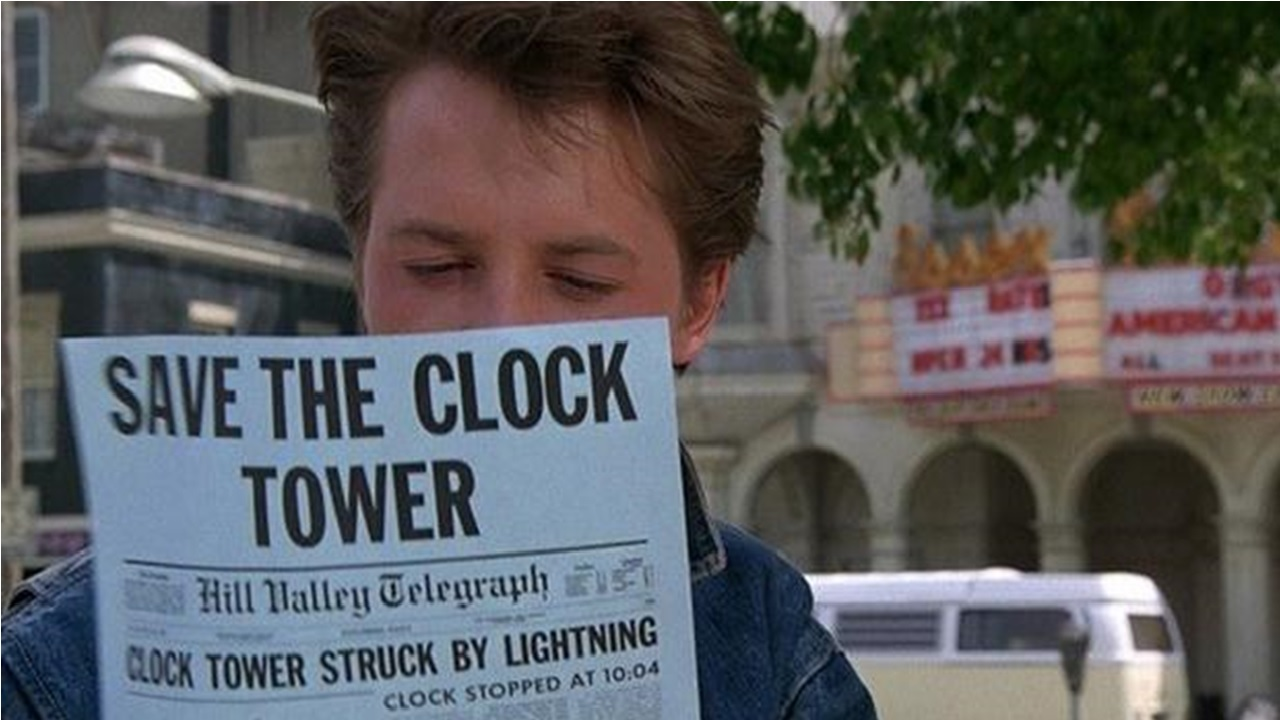 back to the future plant and payoff