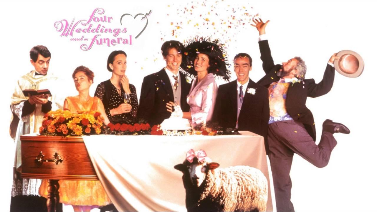british movies four weddings