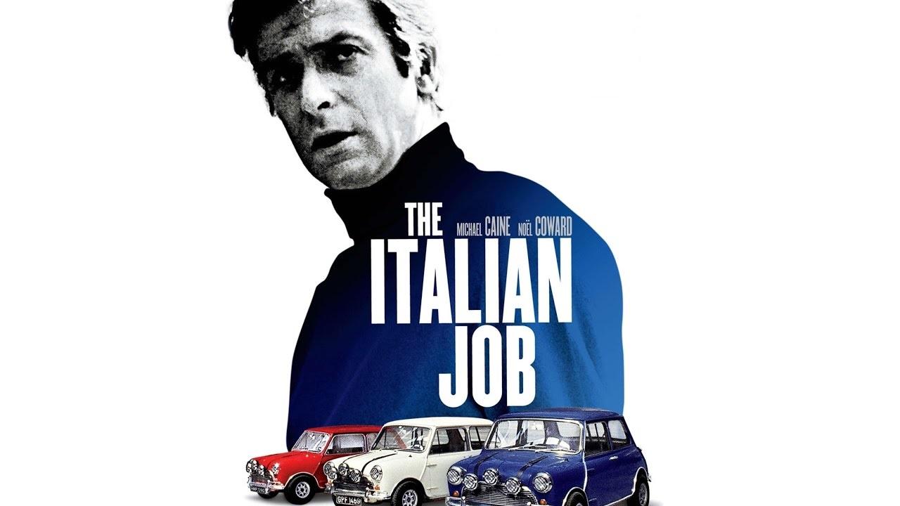 british movies the italian job