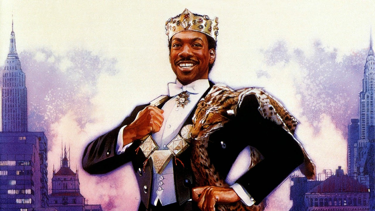 eddie murphy movies coming to america