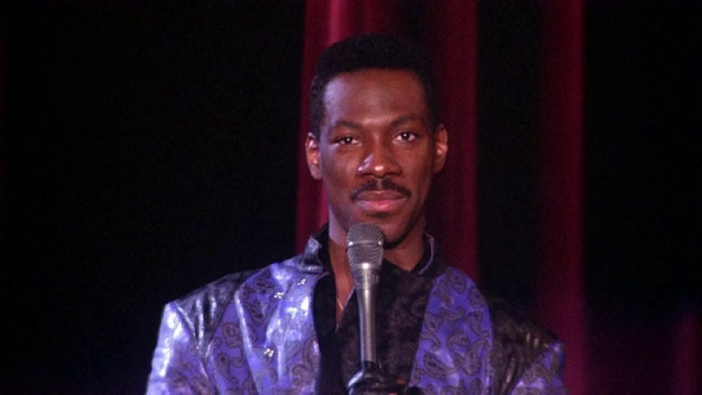 eddie murphy movies raw