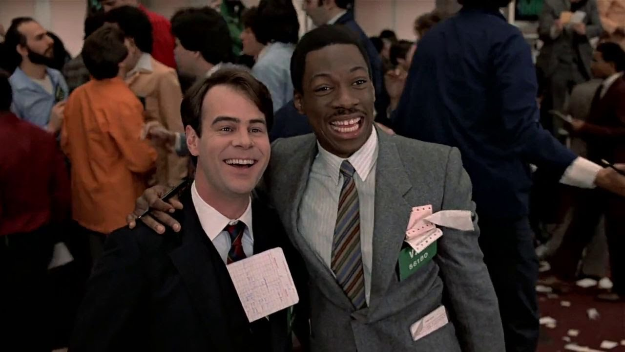 eddie murphy movies trading places