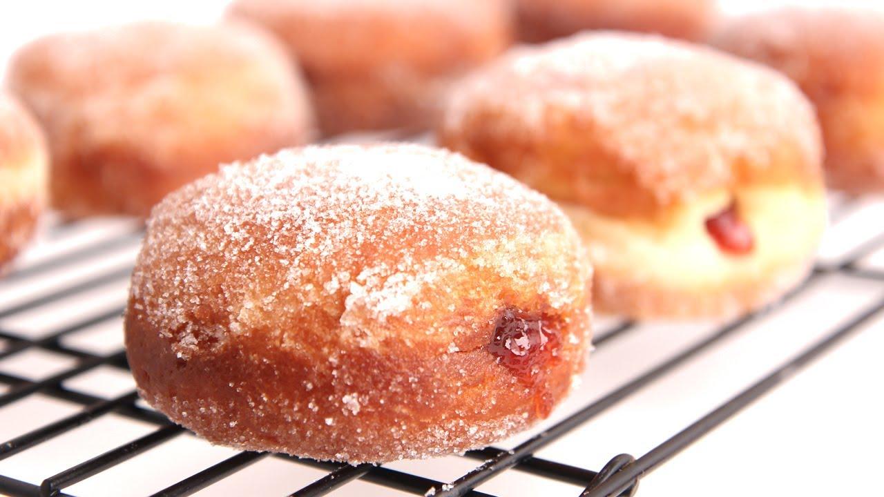 Are jelly doughnuts unpopular?