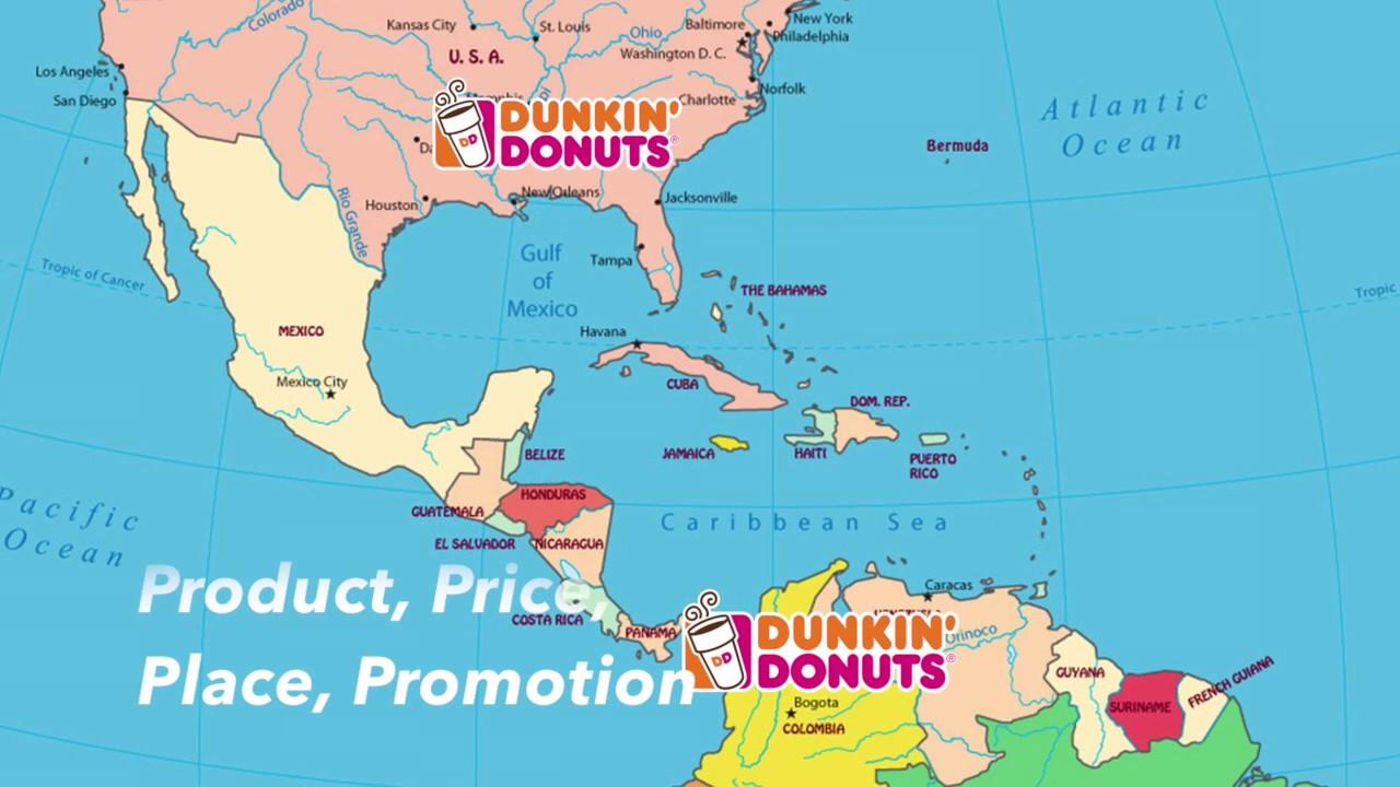 International Dunkin' Donuts