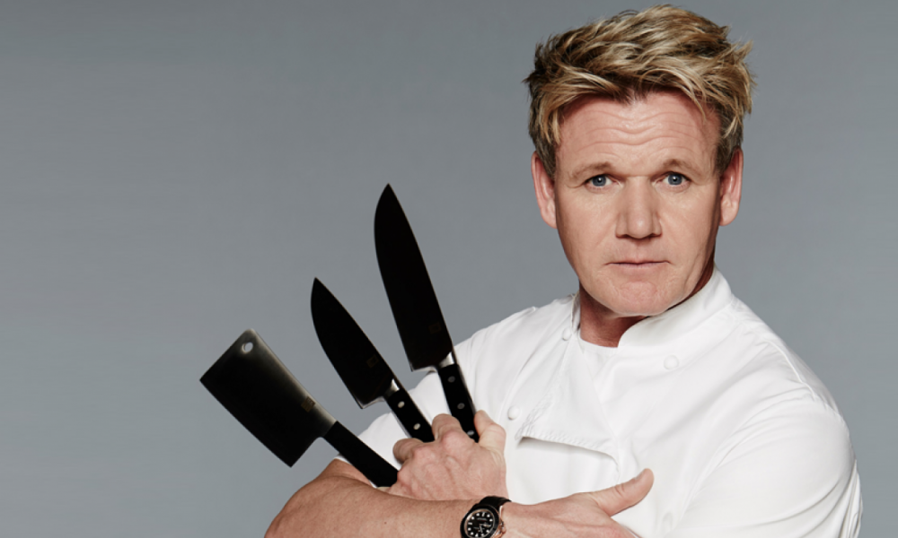 Top 10 Gordon Ramsay Knife Moments
