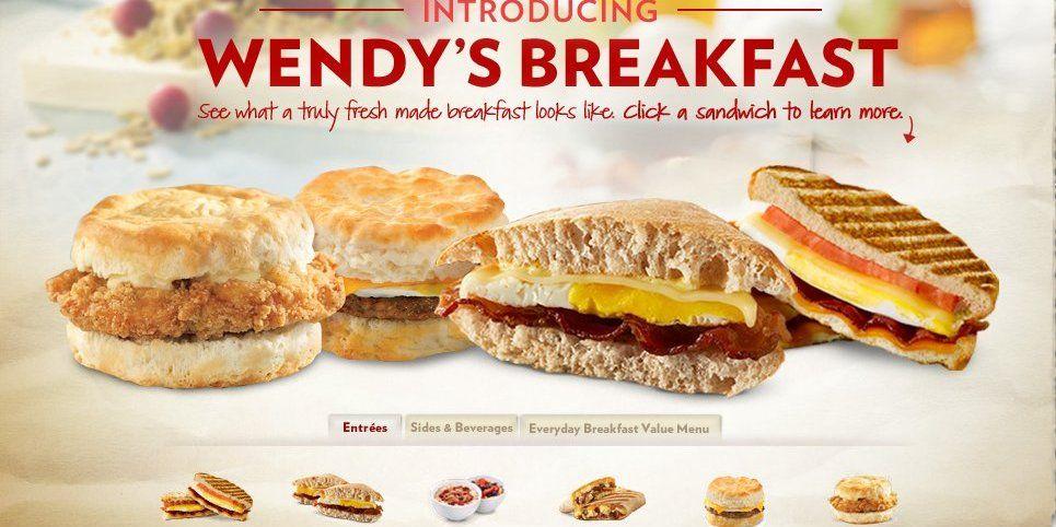 Top 10 Untold Truths of Wendy's Breakfast