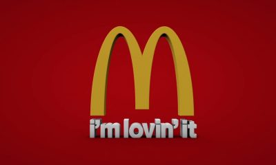 The iconic golden arches logo is recognized everywhere.