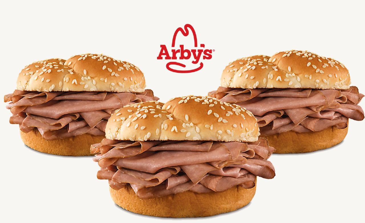 Arbys-sandwiches