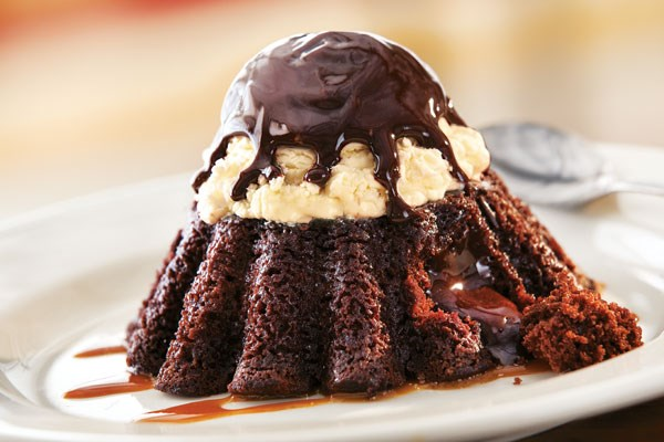 Chili's Molten Chocolate Cake