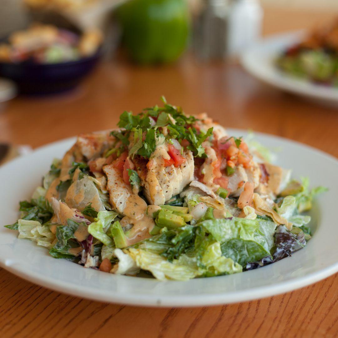 Chili's-salad