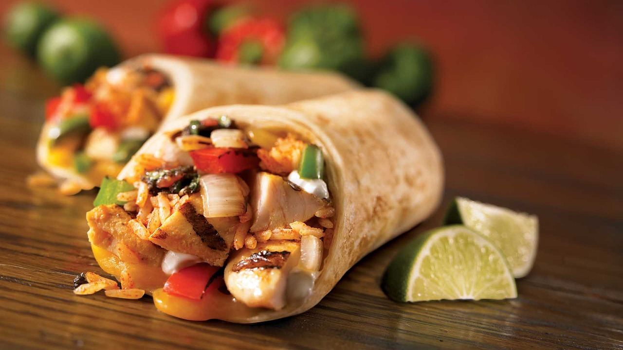 El Pollo Loco Food