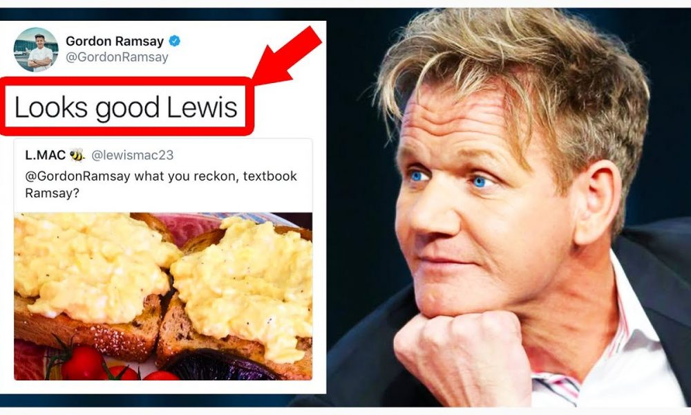Top 10 Reasons Gordon Ramsay is Actually a Really Nice Guy