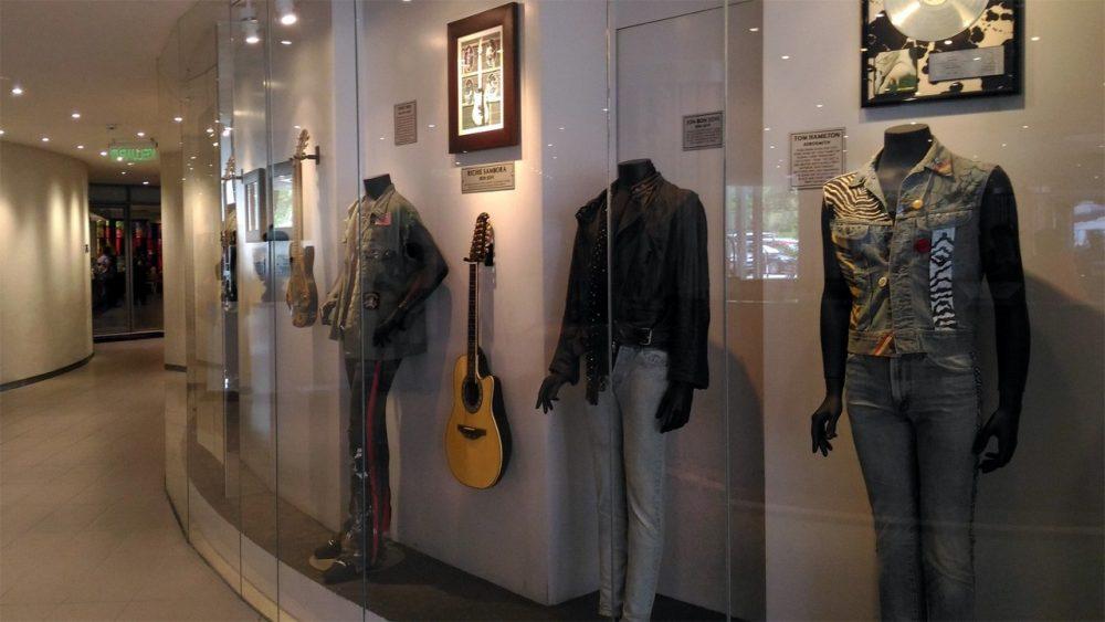 Hard Rock Memorabilia