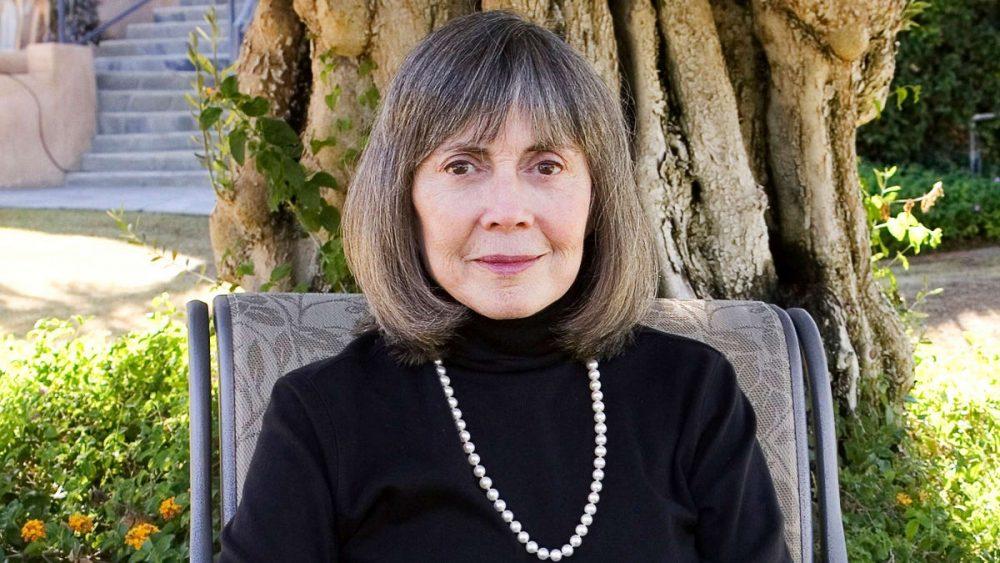 Novelist Anne Rice