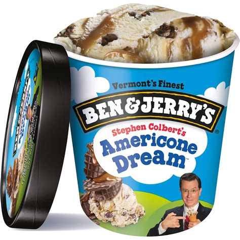 Ben & Jerry's Americone Dream Ice Cream Flavor