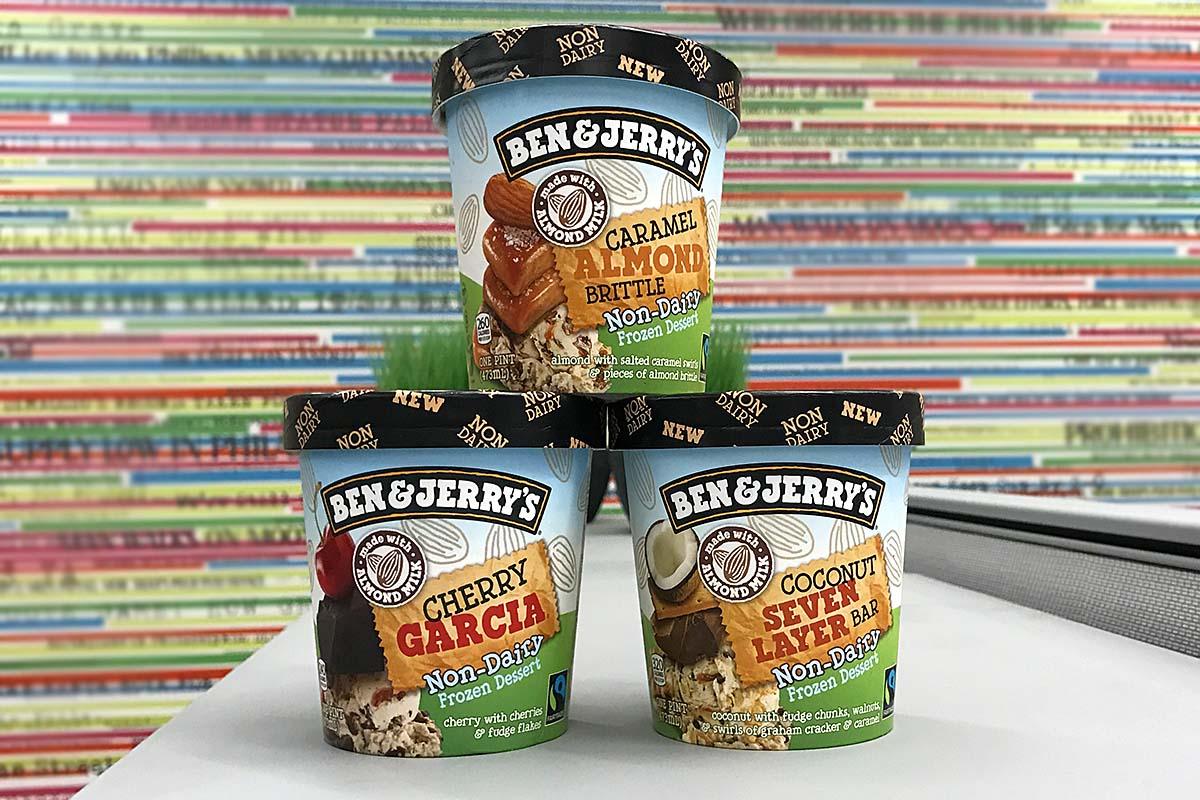 Ben & Jerry's Ice Cream Flavors