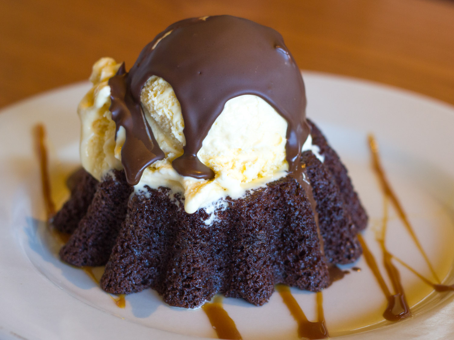 Chili's chocolate lava cake