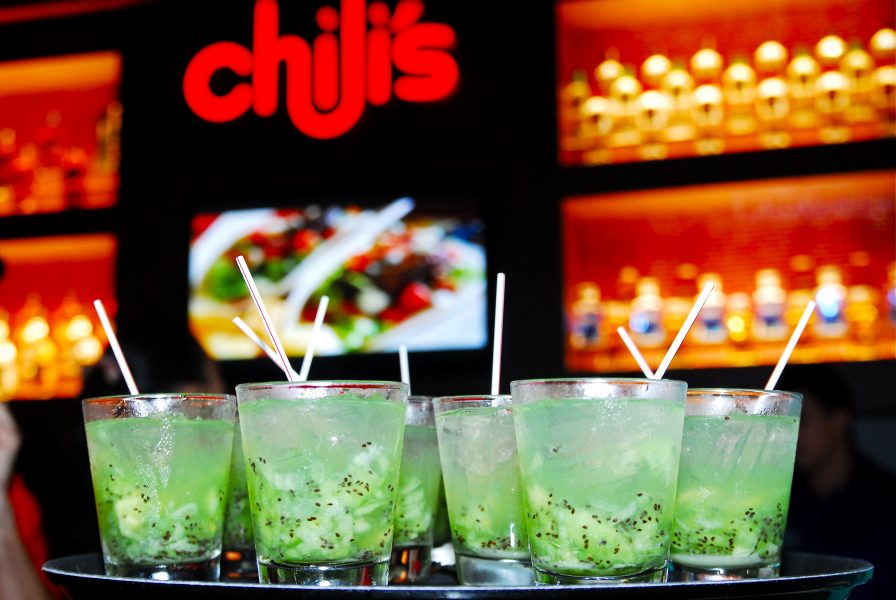 cocktails from Chili's