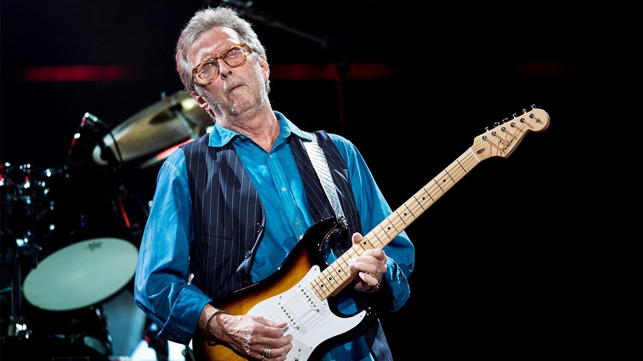 Eric Clapton Live