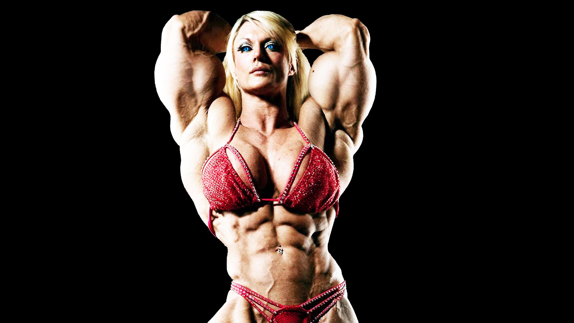 extreme female bodybuilders