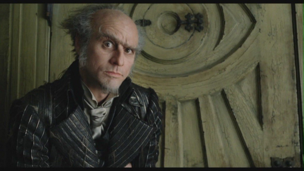 jim carrey movies a series of unfortunate events