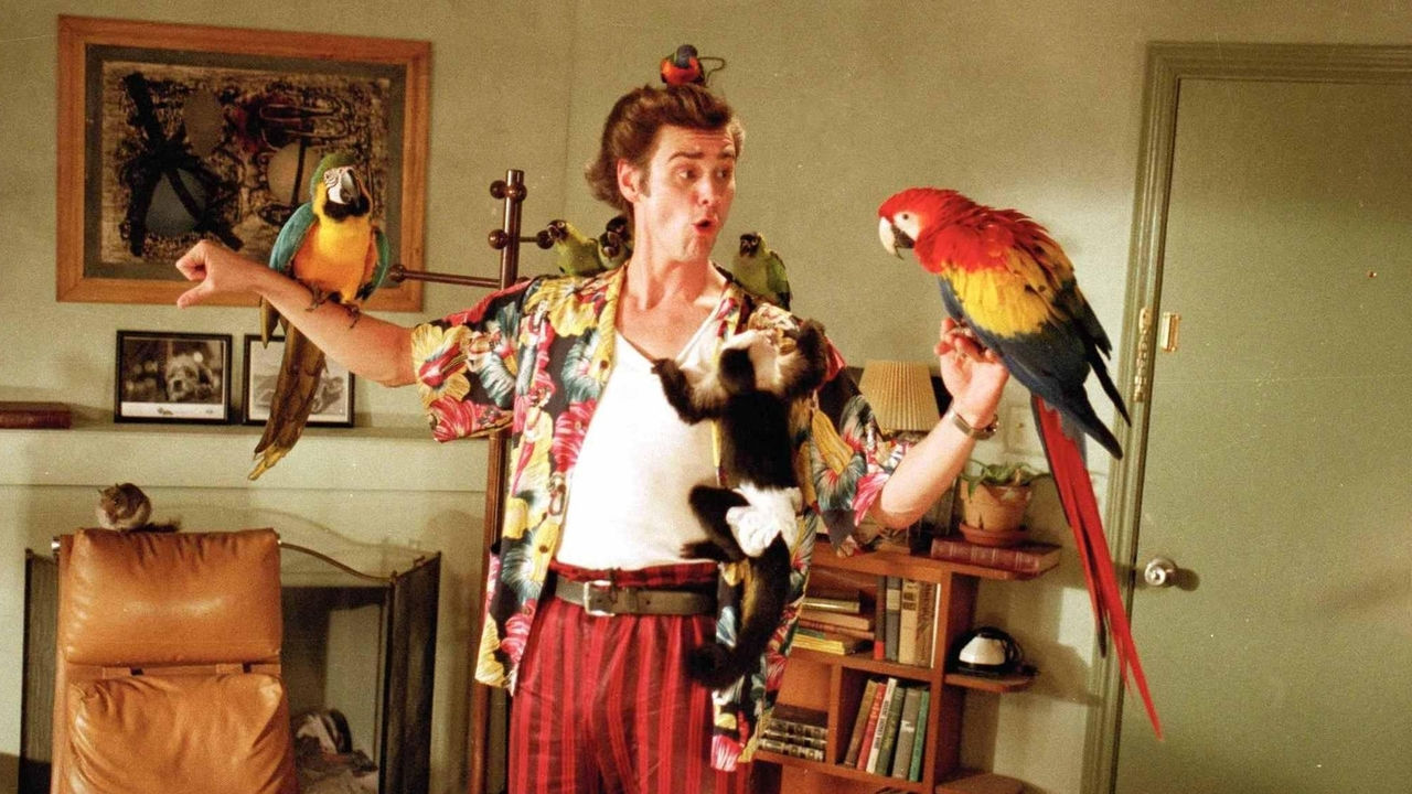 jim carrey movies ace ventura