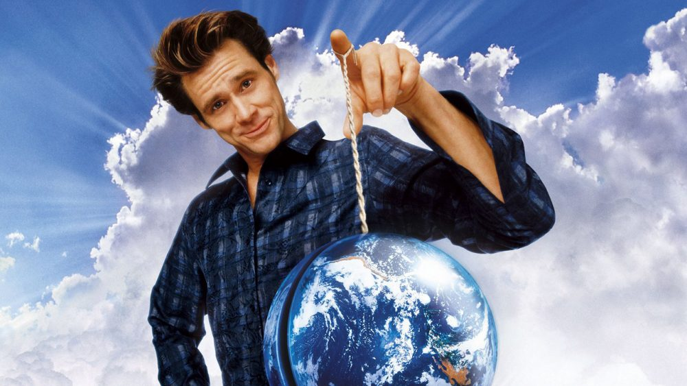 jim carrey movies bruce almighty