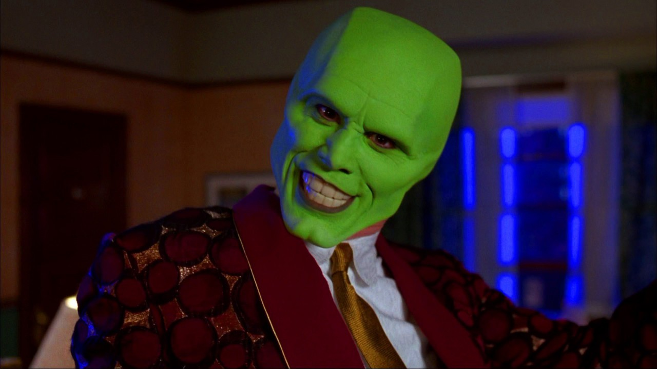 jim carrey movies the mask