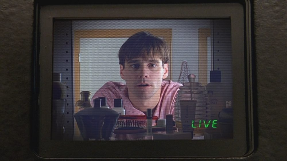 jim carrey movies the truman show