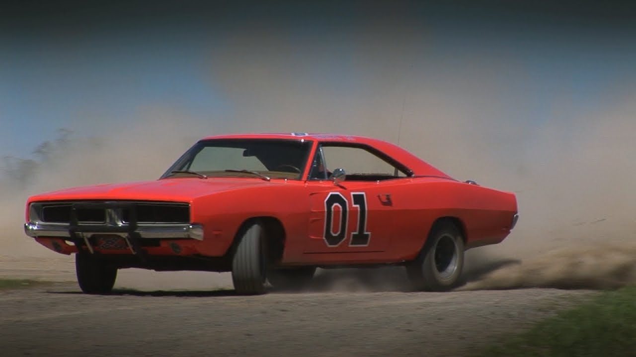 The Dodge Charger was the star of The Dukes of Hazard.