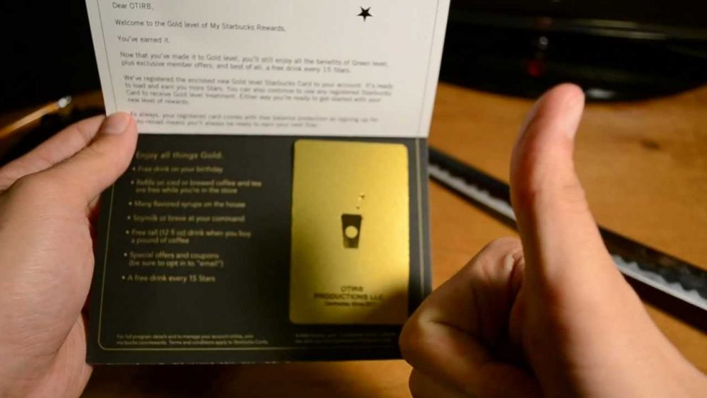 Starbucks Membership