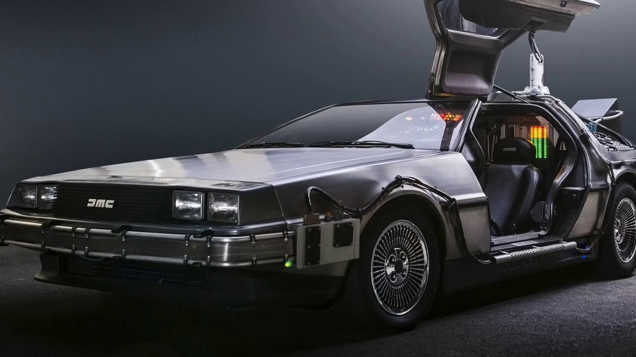 The coolest time machine ever?