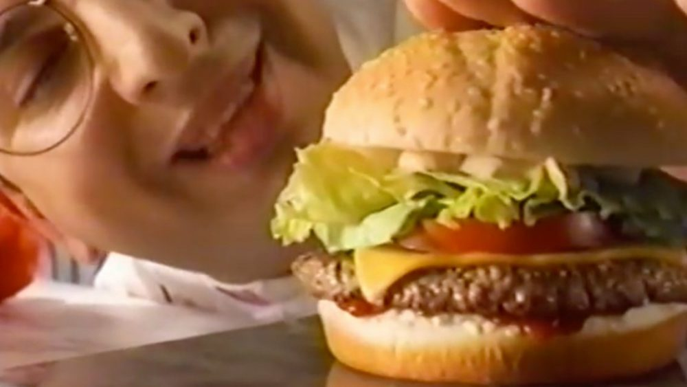 still from mcdonalds arch deluxe commercial