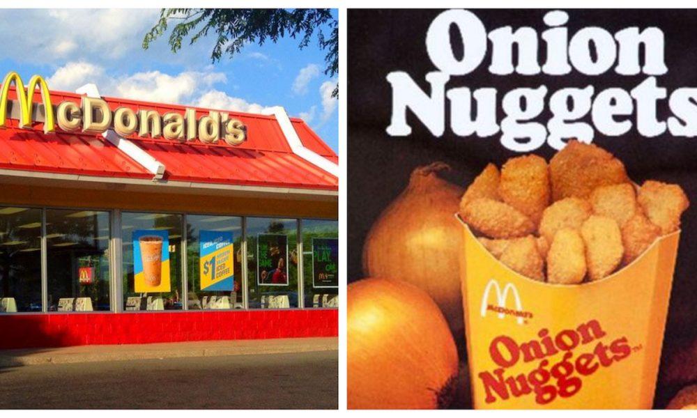 Top 10 McDonald's Menu Items That Didn't Last