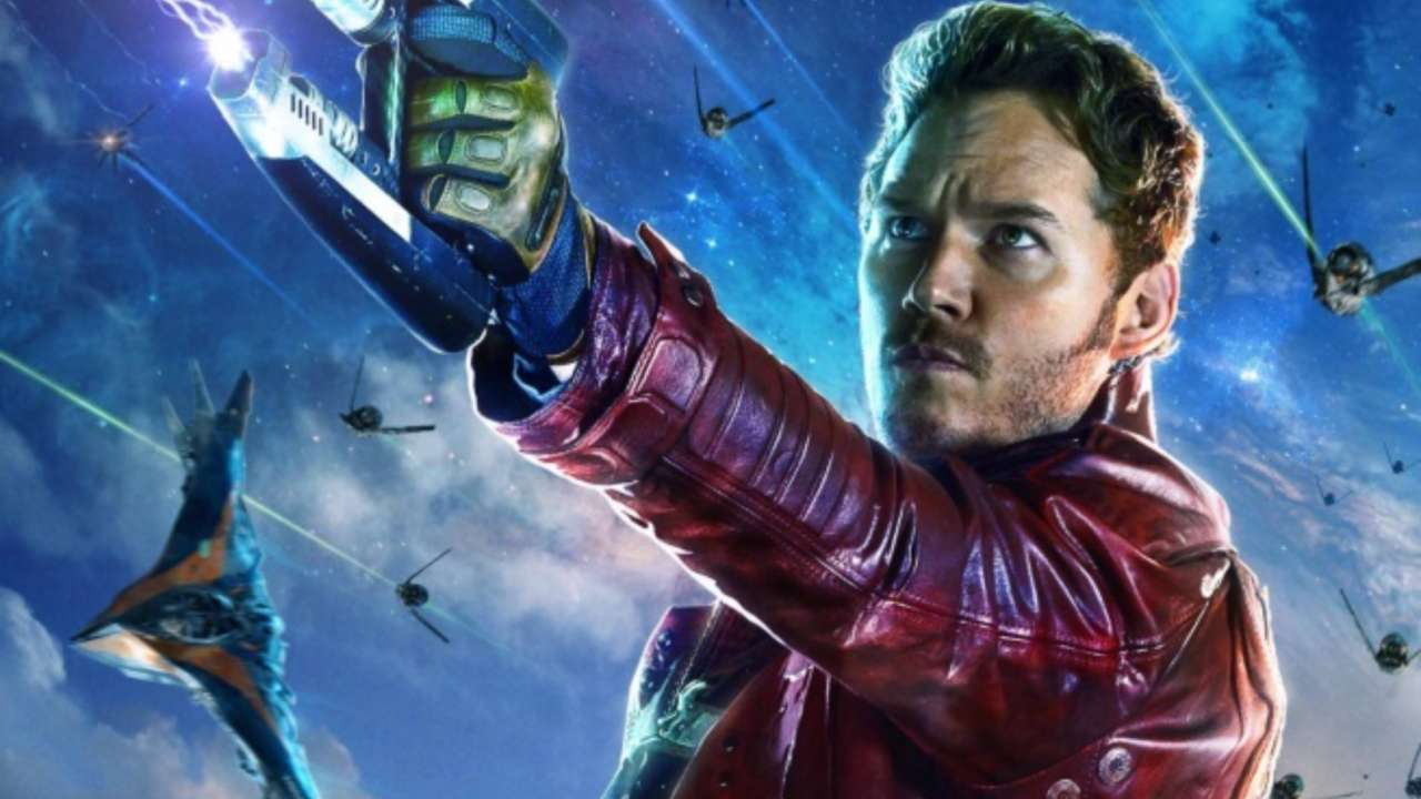 mcu heroes star lord