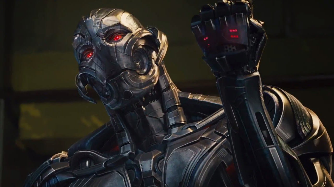 mcu villains ultron