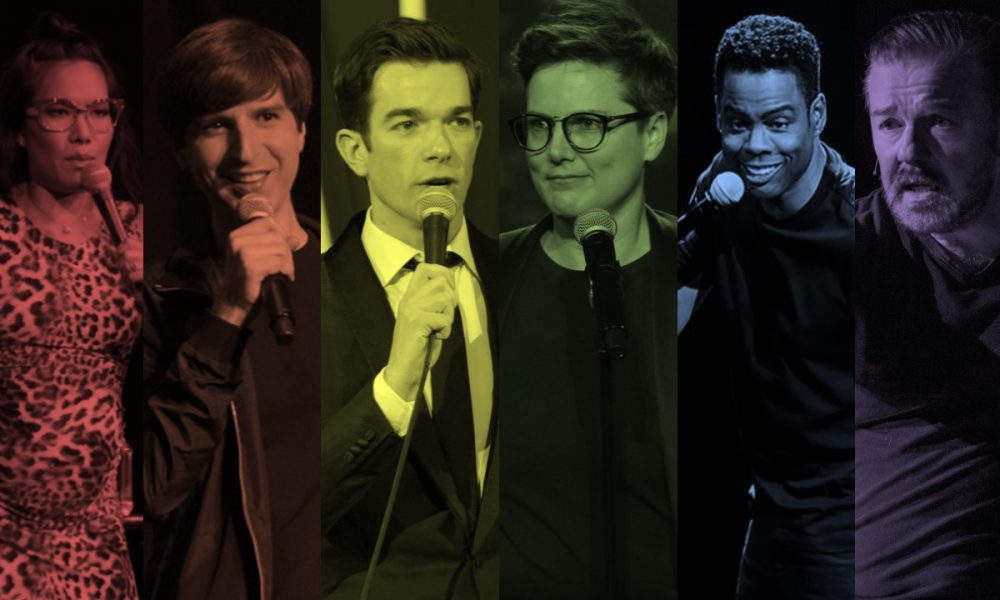 The 10 Funniest Netflix Comedy Specials Of 2018 So Far