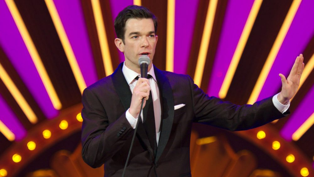 netflix specials john mulaney radio city