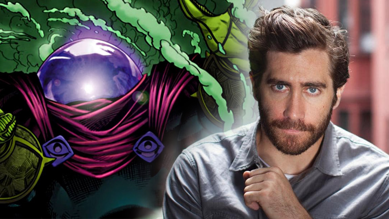 spiderman far from home jake gyllenhaal mysterio