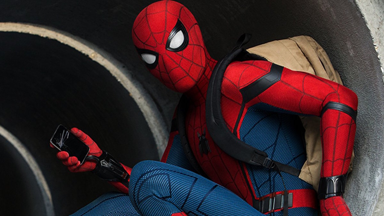 spiderman far from home peter