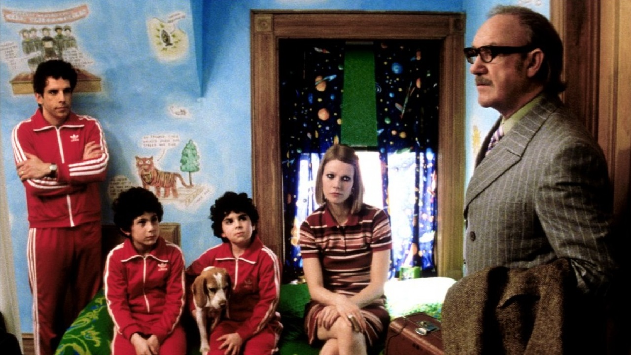 stiller movies royal tenenbaums