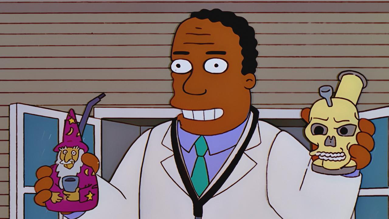 tv doctors hibbert