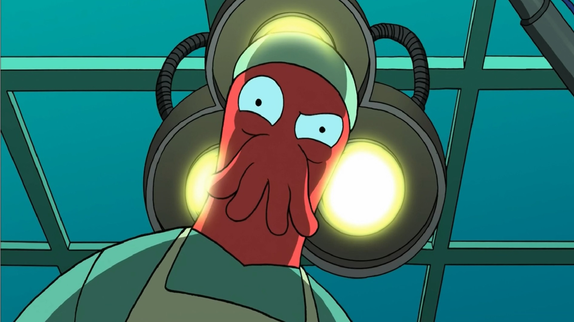 tv doctors zoidberg