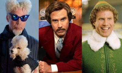 will ferrell characters