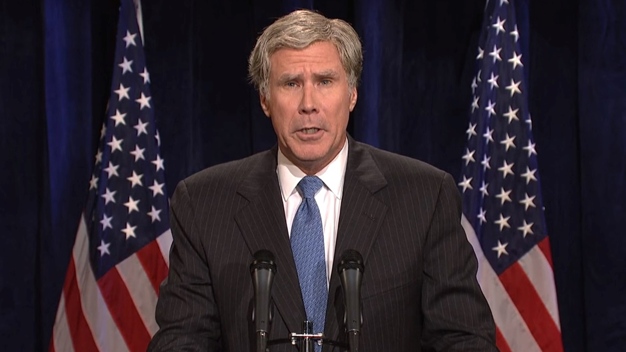 will ferrell characters george w bush