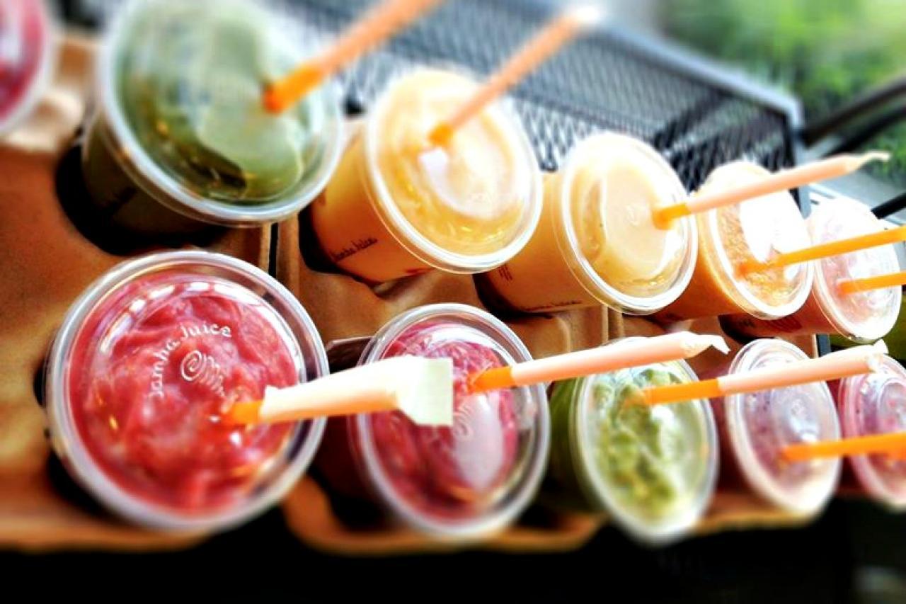 Jamba Juice Varieties