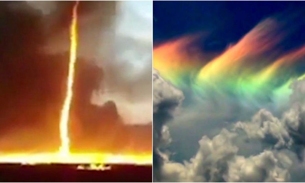 10 Weird Weather Events